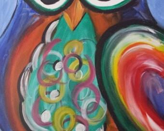 Intelligent Owl