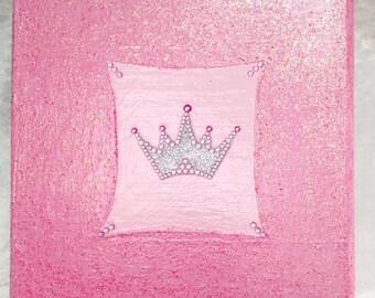 Princess, Pink Princess, Pink Princess Box, Pink Princess Treasure Box, Treasure Box, Box, Pink Box, Jewelry Box