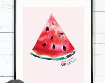 Digital Download // Sweet Taste of Summer // 8x10