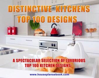 Kitchen Design Book  | Kitchen decor | Kitchen ideas  | Kitchen plans  | Kitchen home improvement  | Kitchen renovation  | New Kitchen