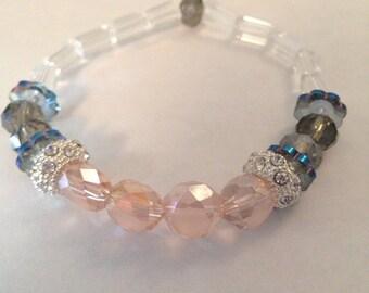 Beautiful beaded bracelet!