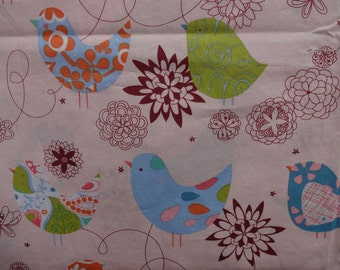 ALEXANDER HENRY ** STARLING ** Pink  * Boutique Designer Fabric for quilting, sewing, etc.