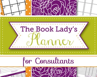 Book Lady's Planner for Consultants