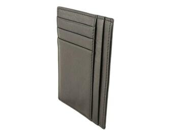 Polaris Slim Leather Wallet