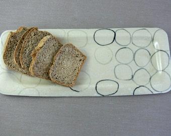 Small long tray