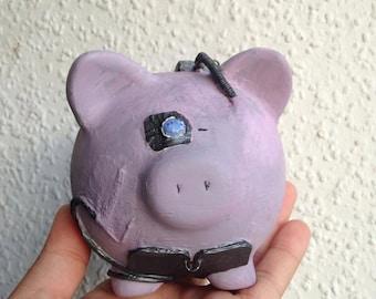 Borg Piggy bank