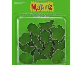 Makin's Clay Cutters (12 Pack) - Halloween - Cookie Cutters