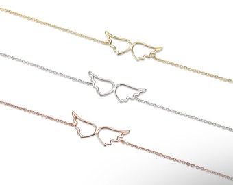 Wing Bracelet 925 / Sterling Silver