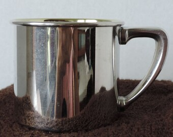 REDUCED! Engraved Baby Cup