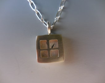 Windows of Opportunity-necklace