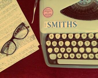 The Smiths Poster, Original Artwork Print by Jordan Bolton A3