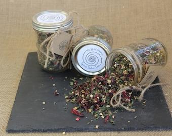 Spiral Detox Tea || 16 Oz || Herbal Tea, Detox, Liver Cleanse