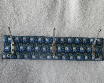 Wardrobe/hook Strip with fabric
