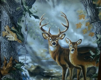 Realtree Deer Baby or Toddler Blanket