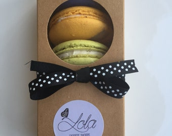 Box of 6 French Macarons