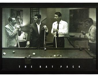 The Rat Pack 24x36 Framed Poster