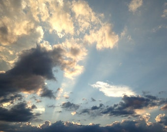 Photo of Clouds in Sky