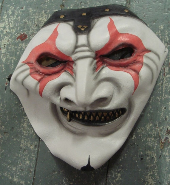 JIM ROOT SLIPKNOT latex fancy dress up costume outfit mask