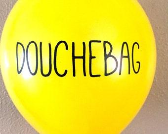 Douchebag Balloon