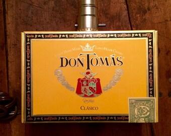Cigar Box Accent Lamp - Don Tomas Cigars