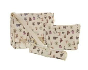 Nappy Diaper Changing Bag Set