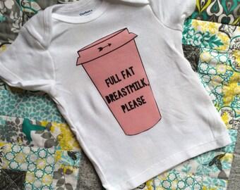Pink Full Fat BM Shirt