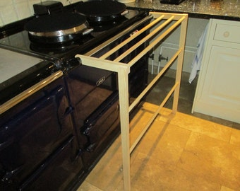 AGA clothes Airer / Dryer /  Clothes Drying Horse / also Rangemaster and other makes