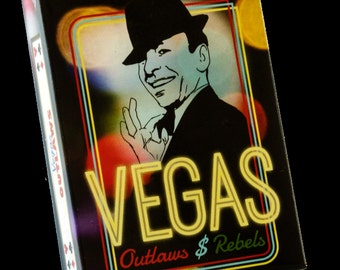 Vegas Outlaws and Rebels Playing Cards