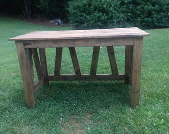 Farmhouse Style Desk/Table