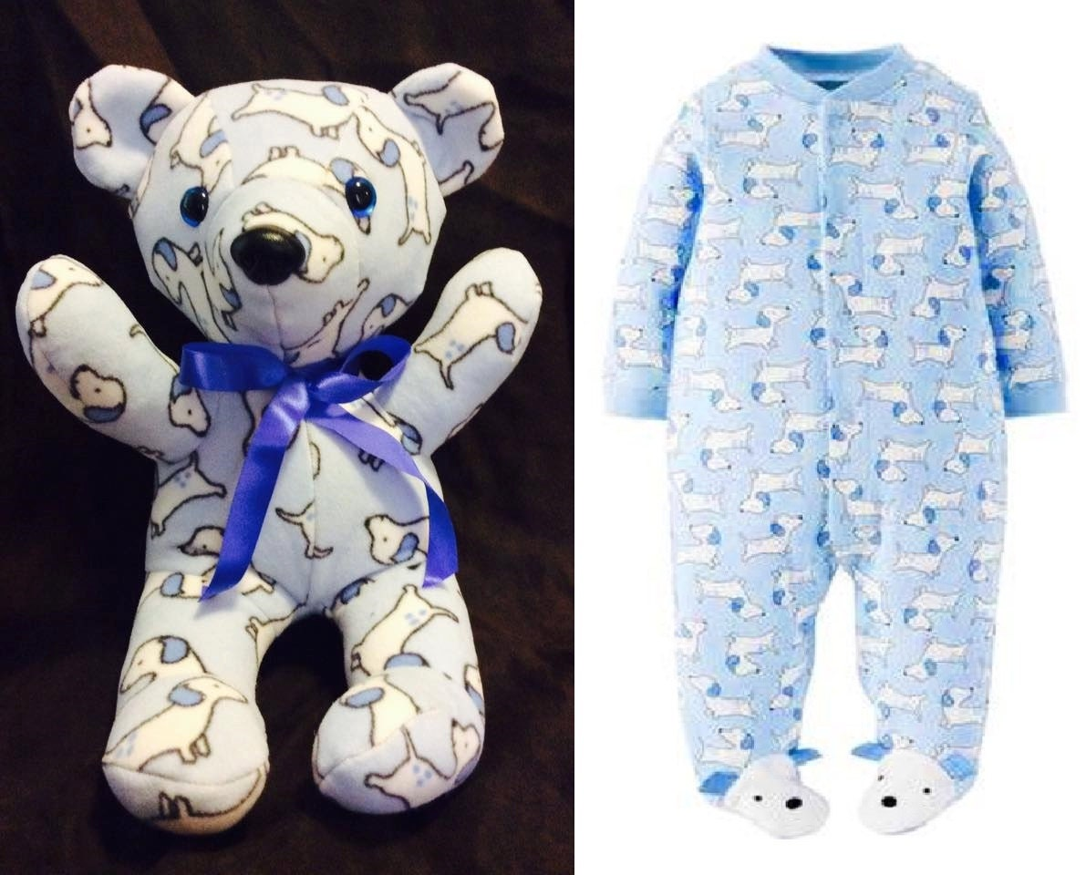 shopnow-vjpmehag.cfon:If Baby Bear Pajamas isn't consistent with the website describing,how to solve it? Answer: IF the products are defective or different with the describing words of the seller, don't worry, we will accept customs' exchange,return unconditionally.
