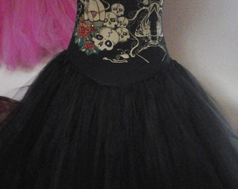 Gothic Fantasy  Dress