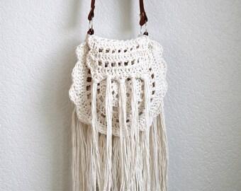Crochet Boho Bag/Purse