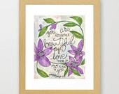 altogether beautiful, faith, bible, song of songs 4:7, flower, nature, butterfly