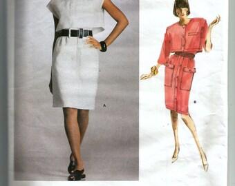 Vogue Misses' Dress Pattern 2071