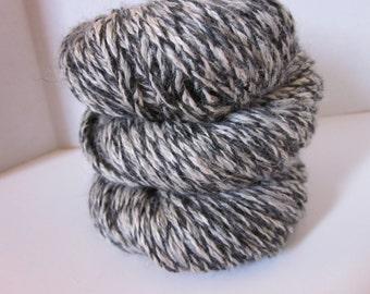Handspun Cashmere Alpaca Yarn  (Ladies and Gent's) 100 yds 91.4 meters