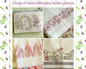 Sketches from Nature Borders Hand Embroidery Pattern Book