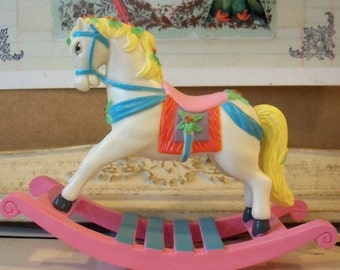 Rocking Horse / Cake Topper / So Sweet
