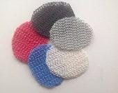 Non-Slip Soles for Hand Knit Slippers/Socks - lightweight - 5 colours
