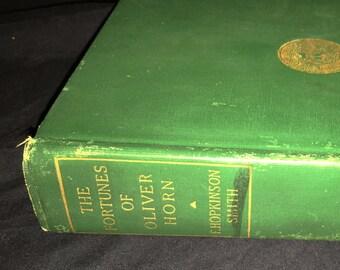 1912 Fortunes of Oliver Horn