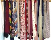 Vintage Necktie Lot 110 Ties 30s to 80s Lot A