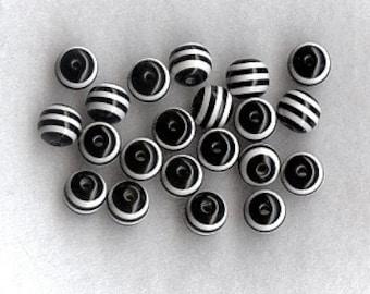 STRIPEz  Rounds 8mm