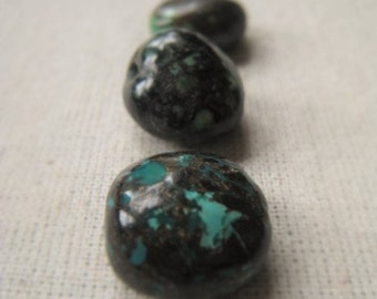 Gemstone Nugget Parcel Turquoise Item No. 8860
