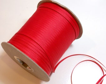 Red Ribbon, Offray Red Grosgrain Ribbon 1/8 inch wide x 10 yards