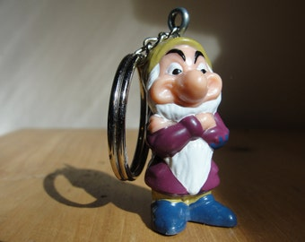 Grumpy The Dwarf Key Chain
