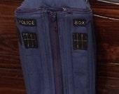 Bigger-on-the-Inside TARDIS tote