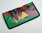 Fused Plastic Checkbook Cover