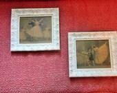 Pair of 1950s Ballerina Pictures