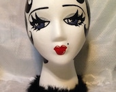 Landfill Ladies - Hand Painted Mannequin Display Head / Style C