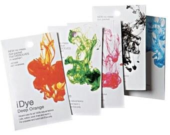 Jacquard iDye for Natural Fabrics (silk, cotton, linen and rayon) dye