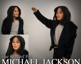Michael Jackson Action Figure, One of a Kind